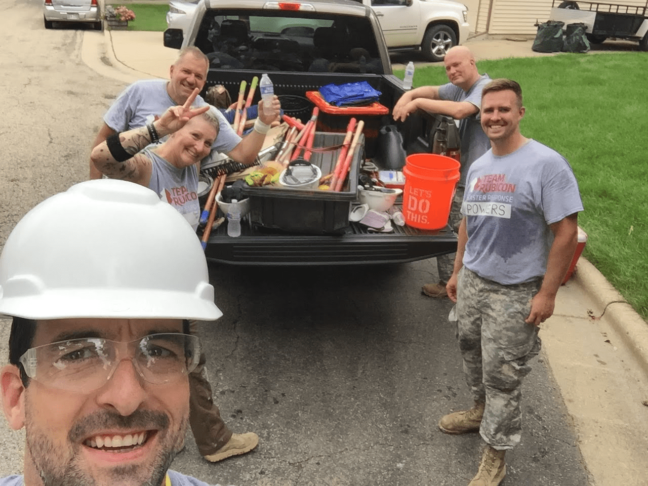 Making a Difference Team Rubicon