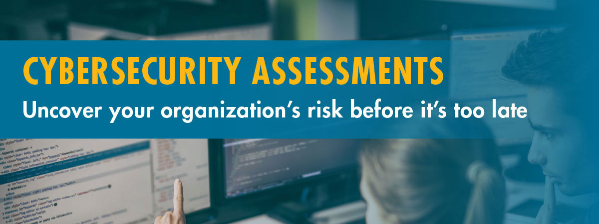 Cybersecurity Risk Assessment by Wipfli LLP