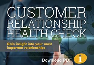 Customer Relationship Health Check