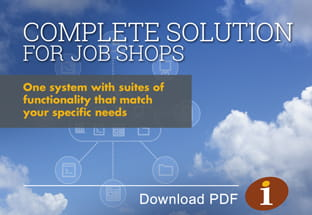 Complete Solution for Job Shops