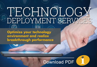 Technology Deployment Services