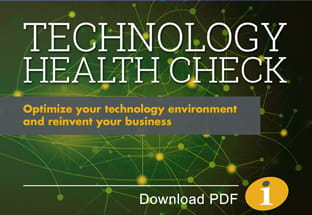 Technology Health Check