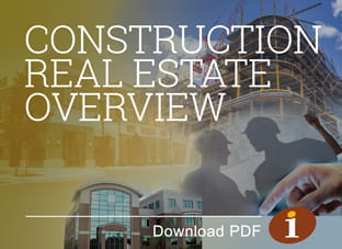 Construction and Real Estate Overview