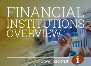 Financial Institutions Services Overview