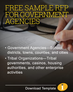 Sample RFP for Government Agencies