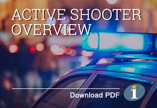 Active Shooter Overview