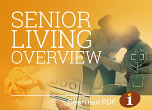Senior Living Providers Services Overview