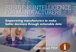 manufacturing business intelligence