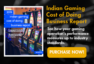 Indian Gaming Cost of Doing Business Report