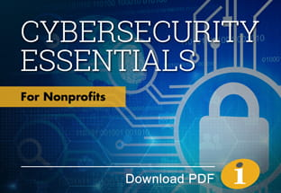Cybersecurity Essentials for Nonprofits