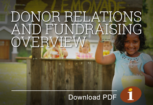 Donor Relations and Fundraising