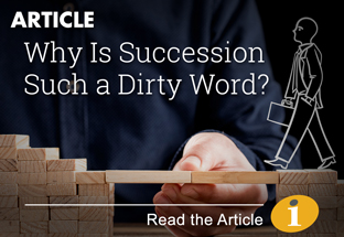 Article - Why is Succession such a Dirty Word