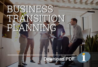 Business Transition Planning CTA