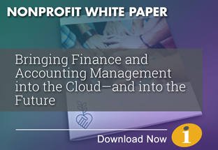 Accounting Cloud Nonprofit