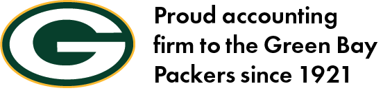 Wipfli - Proud accounting firm to the Green Bay Packers since 1921