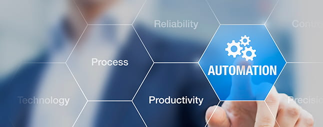Automating processes leaves more resources for the projects that matter