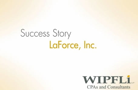 Manufacturing Success Story LaForce, Inc.