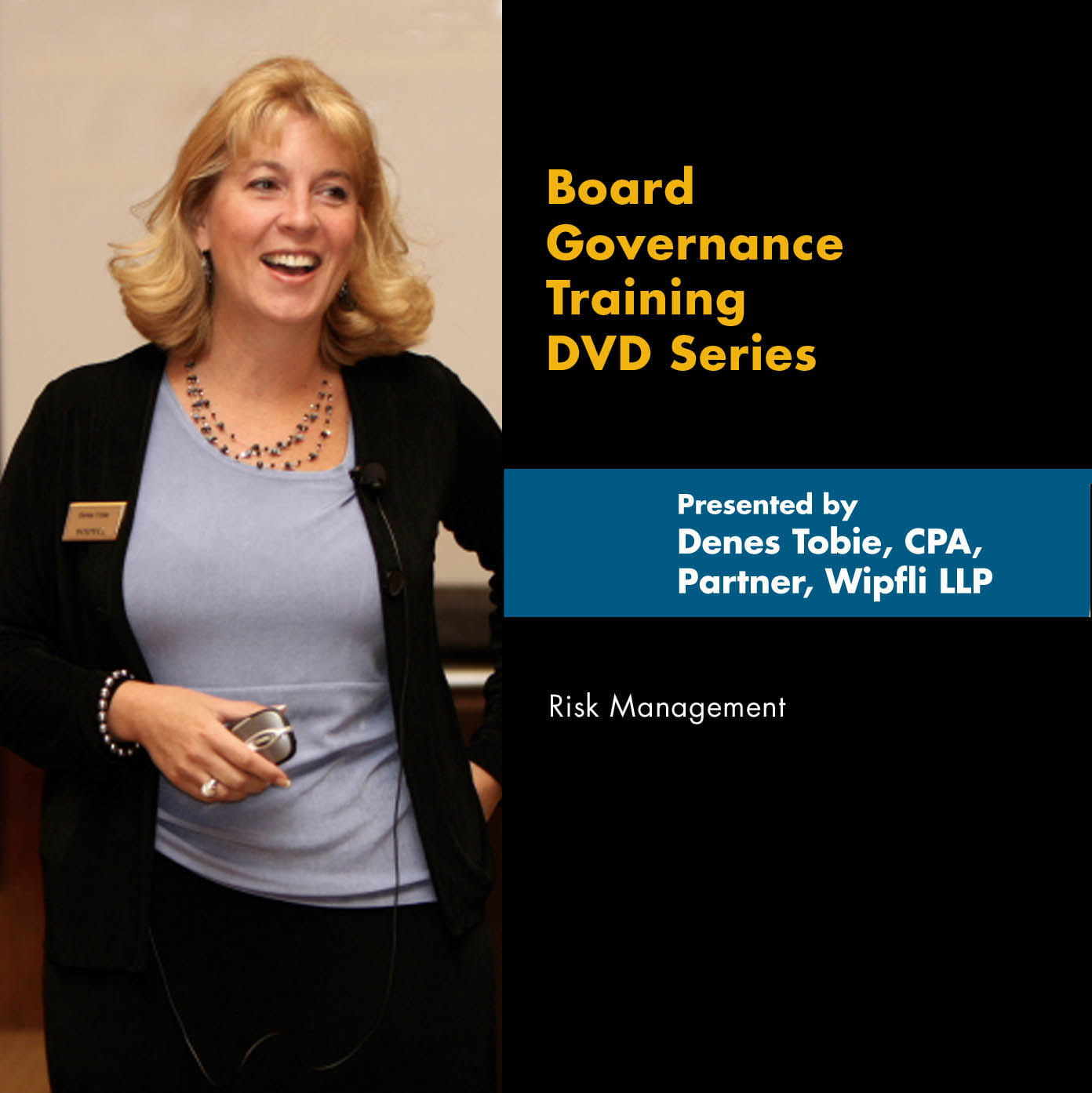 Video: Board Governance Training DVD Series