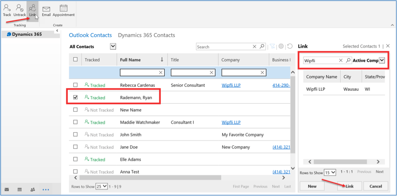 Harness the power of Dynamics 365 within Outlook