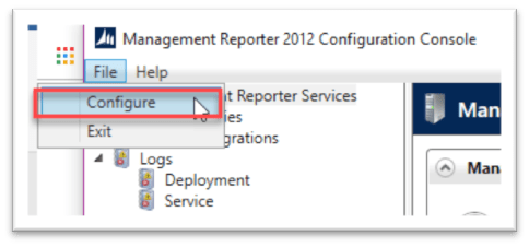 How to Rebuild the Management Reporter DataMart