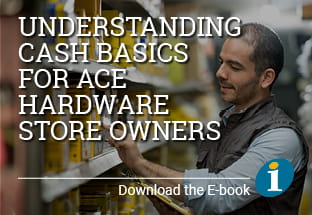 Finance for store owners: Cash basics