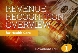 Revenue Recognition Services for Health Care
