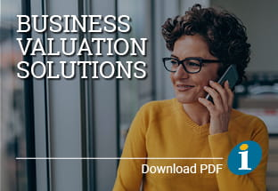 Business Valuation Solutions