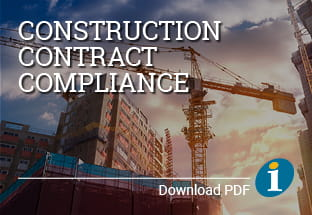 Construction Contract Compliance Solutions