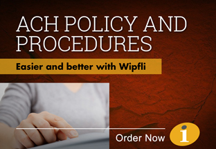 ACH Policies and Procedures