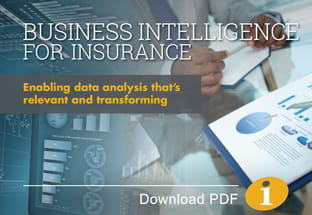 Business Intelligence Services Solution Sheet