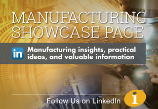 Wipfli Manufacturing LinkedIn Showcase Page