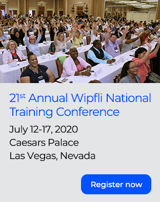 Wipfli National Training Conference - Register Now