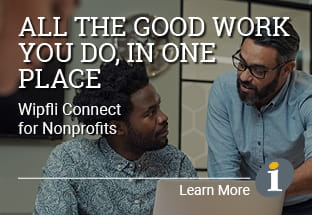 Wipfli Connect for Nonprofits - Learn More