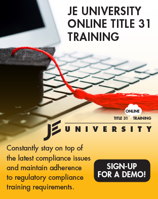JE University Online Title 31 Training