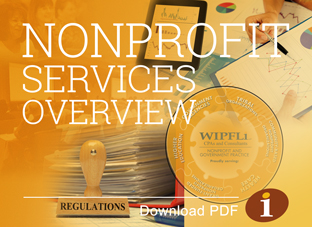 Nonprofit Services Overview