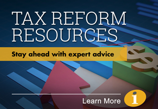 Tax Reform Resources