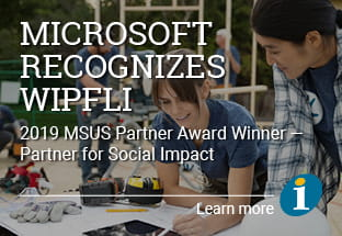 Microsoft 2019 MSUS Partner Award Winner