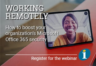 Working remotely webinar | Register now