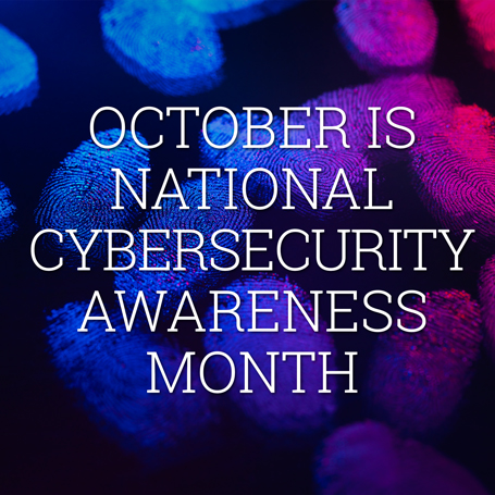 October is National Cybersecurity Awareness Month | Wipfli