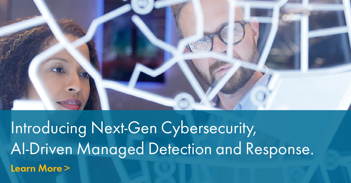 Cybersecurity Solutions - Managed Detection and Response Services