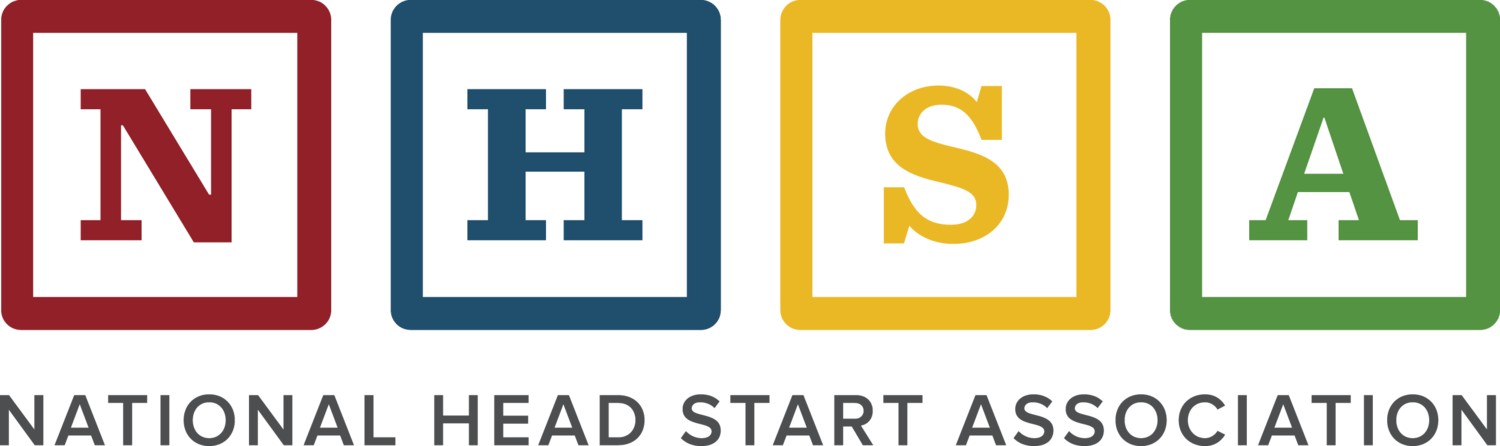 National Head Start Association NHSA logo